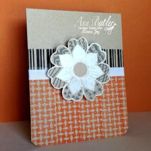 EZ De's Flower Card - Dana Joy