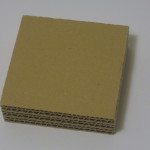 thick and dense cardboard 4x4