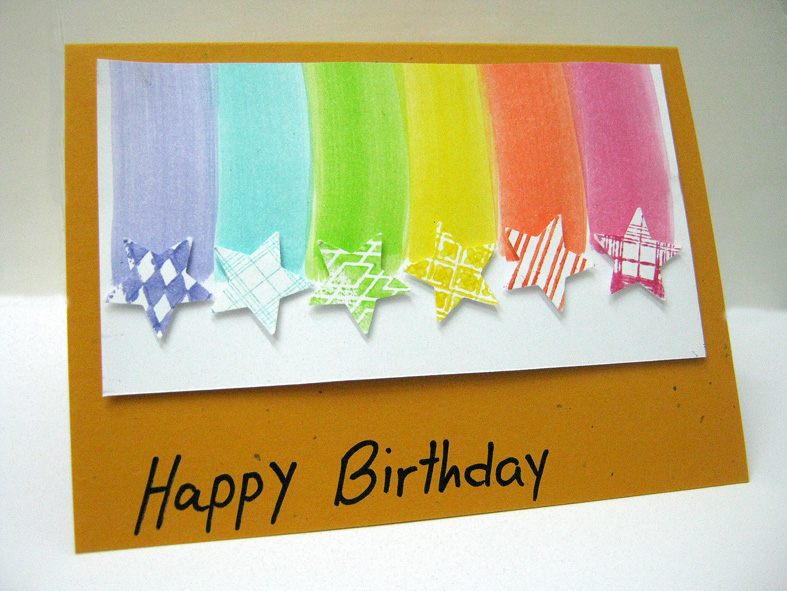 Cute Homemade Birthday Cards For Kids To Make 20 Fabulous Outer