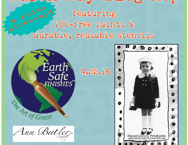 ESF-earth-day-blog-hop-Stencil-Girl-Ann-Butler-Designs
